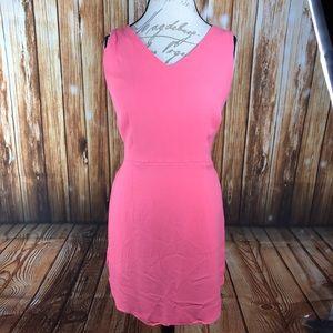 Chelsea K Coral dress